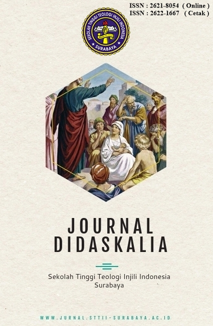 Journal Didaskalia